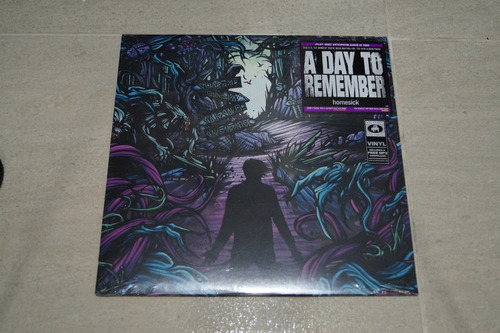 a day to remember homesick vinilo rock activity