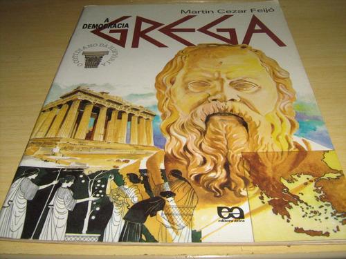 a democracia grega- o cotidiano da história