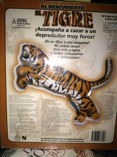 a descubrir el tigre 3d!!