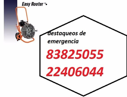 a destaqueo de tuberias 85291273 ruter roto ruter