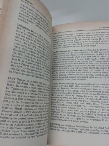 a dictionary of modern history, 1789-1945 - a w palmer