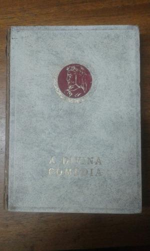 a divina comédia - livro - trilogia - dante alighieri