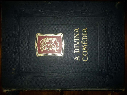 a divina comedia(1955/59) 2 vol,dante alighieri,gustavo doré