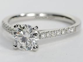 e4ae120eeb0a Anillos De Boda Oro Blanco 10k - Anillos Oro Diamantes en Mercado Libre  México