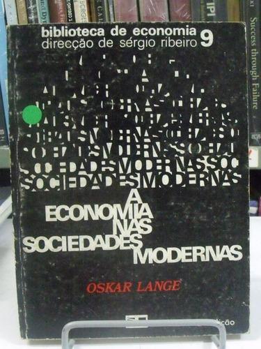a economia nas sociedades modernas - oskar lange