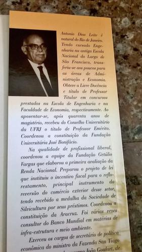 a energia do brasil antonio dias leite - nova fronteira 1997