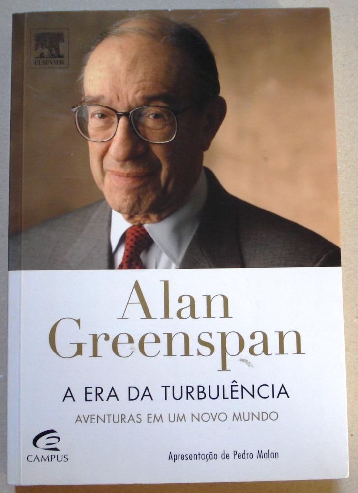 Resultado de imagem para Era da Turbulência Greenspan