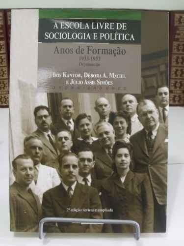 a escola livre de sociologia e política  kantor/ macil/ simõ