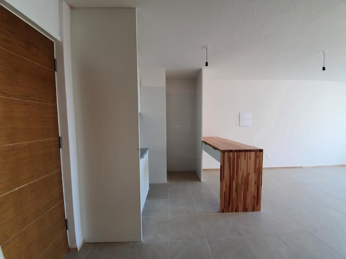 a estrenar, 1 dormitorio, con garaje, espacios verdes!!