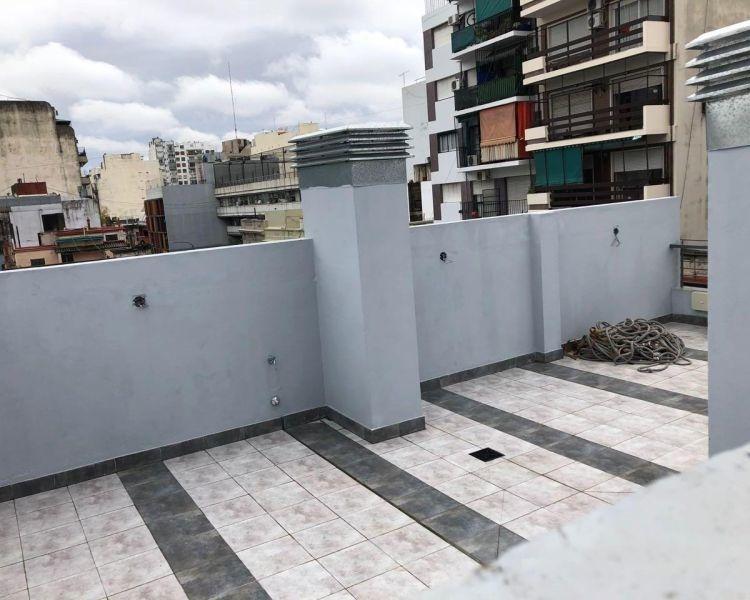 a estrenar! 3 ambientes c/ terraza | anchorena al 600