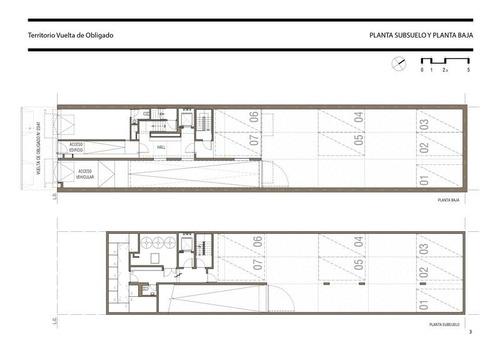 a estrenar! 3 ambientes con terraza en belgrano