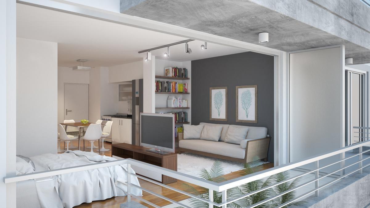 a estrenar 3 ambientes en suite, 2 baños, vestidor, lavadero y balcón al frente