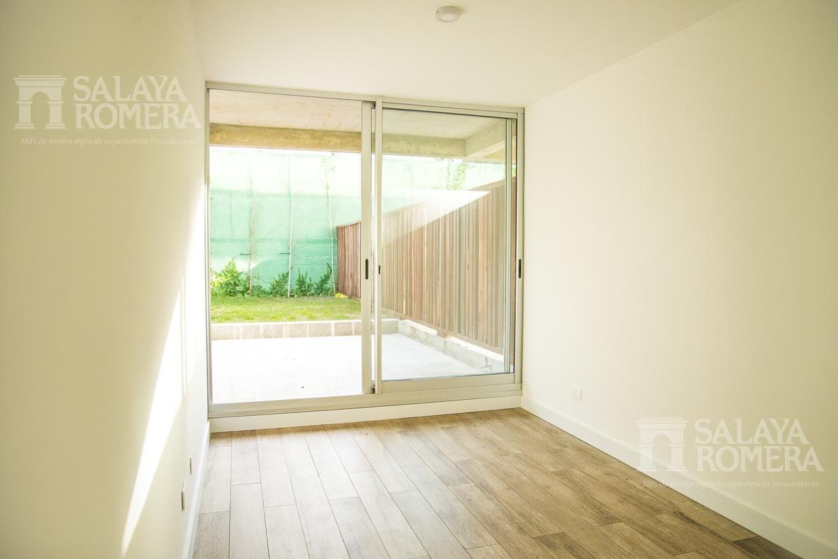 a estrenar - apartamento - punta del este, 1 dormitorio con patio