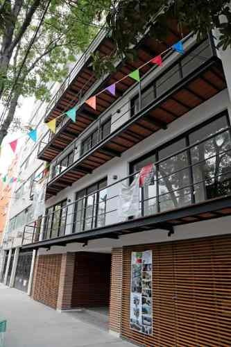 a excelente departamento nuevo en venta con balcón en medellin 108 colonia roma delegación cuauhtémoc - aldfcursme108401