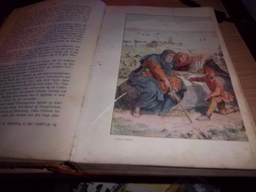 a. fabricius    ilustreret danmarkshistorie for folket