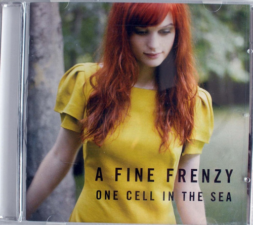 a fine frenzy - one cell in the sea - cdpromo nacional