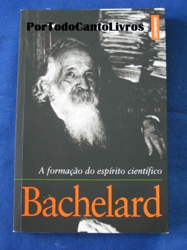 a formação do espírito científico  de bacheard