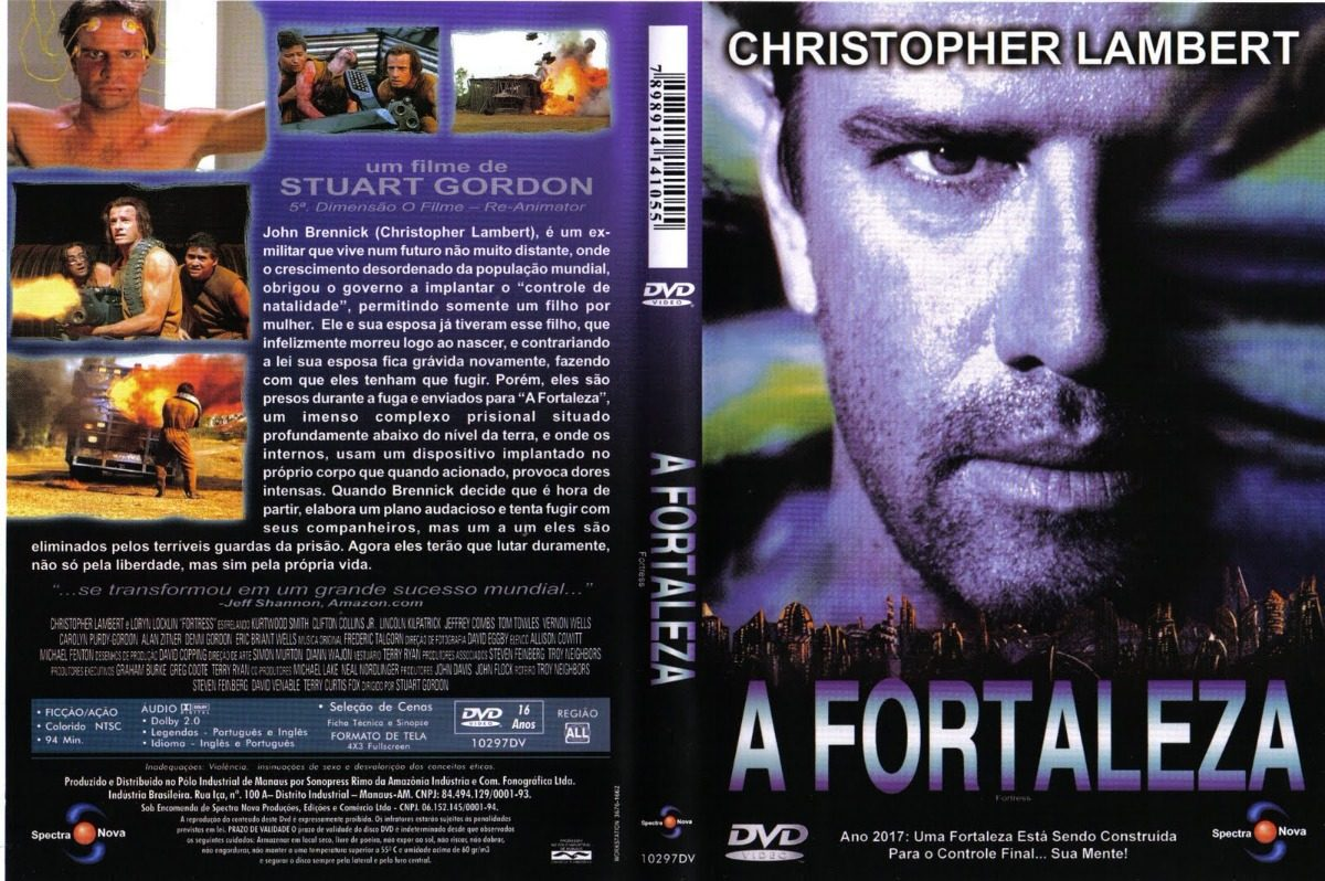 Fortress (1993) - Christopher Lambert