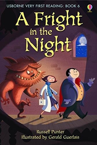 a fright in the night - usborne very first reading - book 6