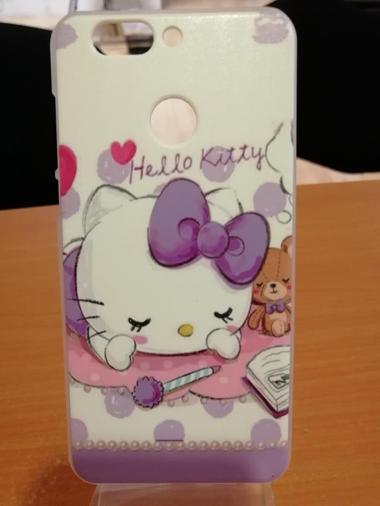 e45087ca769 A Funda Rigida Huawei P10 Selfie Hello Kitty Blanca - $ 200.00 en ...