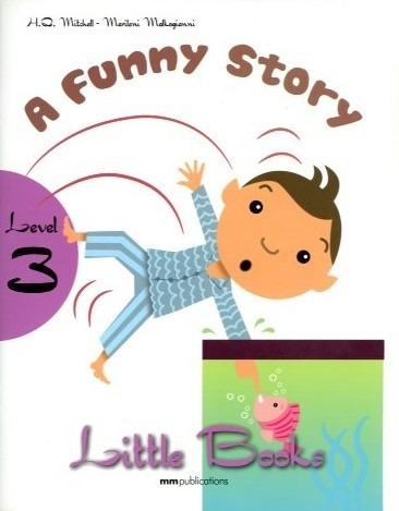a funny story - level 3 - little books - mm - rincon 9