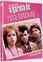 a garota de rosa shocking dvd decada de 80 sessao da tarde