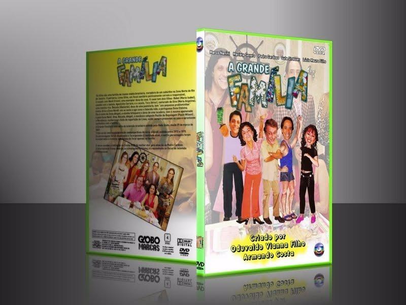 A Grande Familia Todas As Temporadas 130 Dvds - R  250 57d96bfa25a