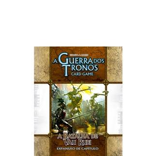 a guerra dos tronos: card game - a batalha de vau rubi