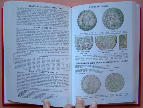 a guide book of unite states coins, r. s. yeoman