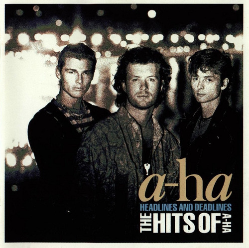 a-ha the hits of a-ha vinilo nuevo sellado musicovinyl