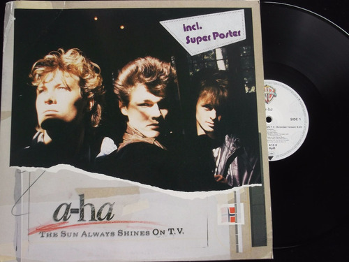 A-ha - The Sun Always Shines On T.v. (ext. Version) Poster ...
