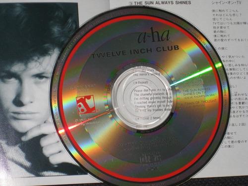 a - ha  * twelve inch club * single 4 tracks importado