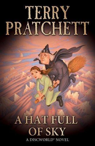 a hat full of sky - terry pratchett - random house rincon 9