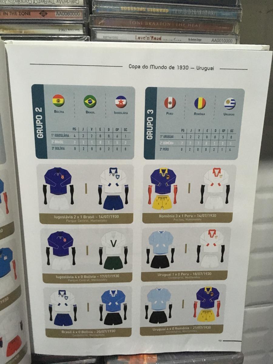 a história das camisas de todos os jogos das copas - 1ª ed. Carregando zoom. 150360224f886