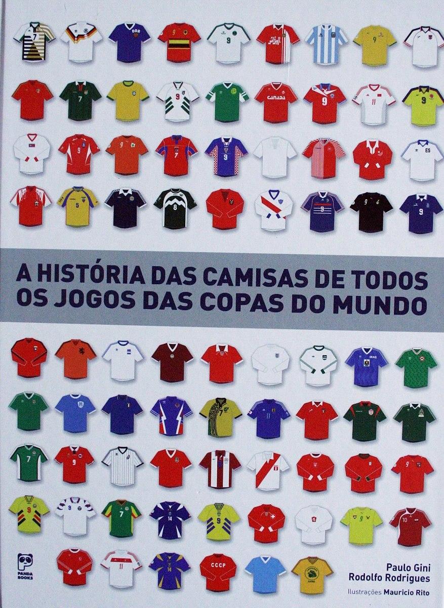 a história das camisas de todos os jogos das copas do mundo. Carregando  zoom. 7012f59ba8268
