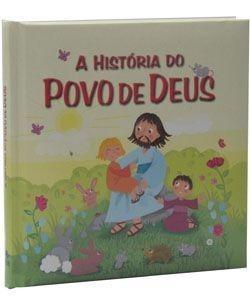 a história do povo de deus(capa almofada)