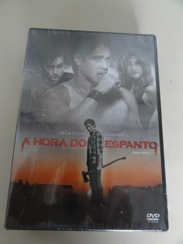a hora do espanho   dvd lacrado e original lançamento