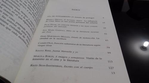 a imagen y semejanza - escritores peruanos