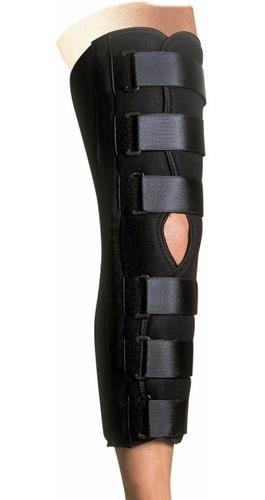 a inmovilizador de rodilla corto/largo