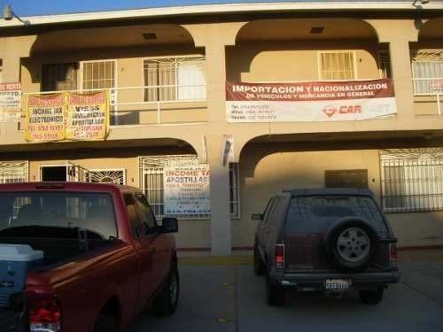 a inversionistas plaza con departamentos y locales en otay