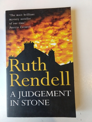 a judgement in stone ruth rendell