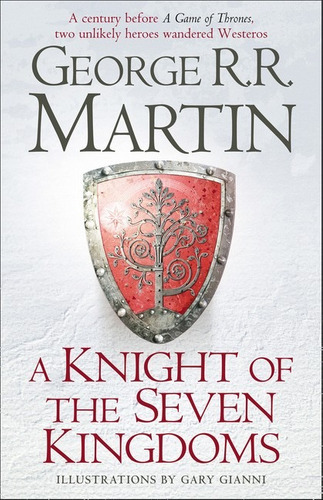 a knight of the seven kingdoms - george martin tapa dura