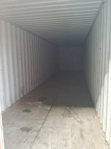 a la venta contenedor de 12 metros y 6 metros