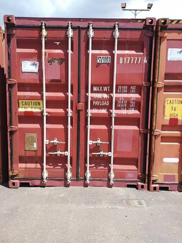 a la venta contenedor de 6 mts y 12 mtrs