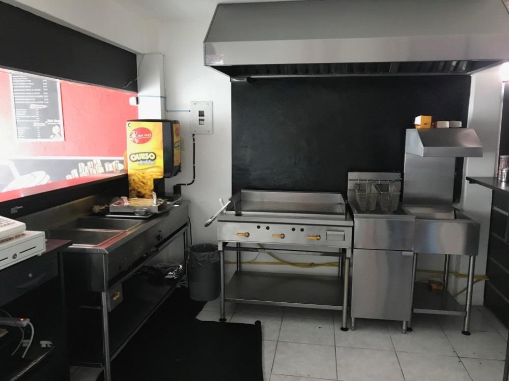 a la venta excelente franquicia fast food ecuatoriana