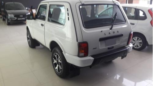 a la venta jeep lada 4x4 urban modelo 2020 0 km sin uso