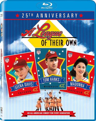 a league of their own 25 aniversario pelicula blu-ray