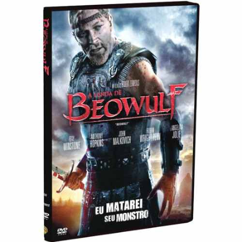 a lenda de beowulf dvd original
