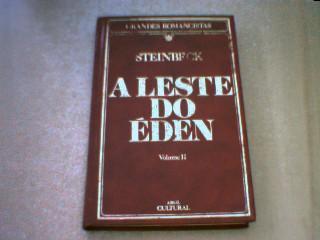 a leste do édem - vol. 2 - john steinbeck - capa dura