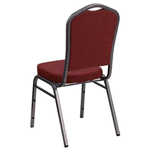 A Line Furniture Decor Borgoña Tapizado Sillas De Comedor Ca ...